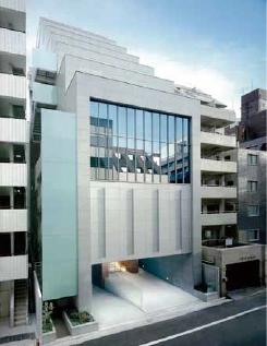 全日東京会館外観